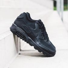 Nike Air Max 90 Mesh Gs 833418 001 Ceny i opinie Ceneo.pl
