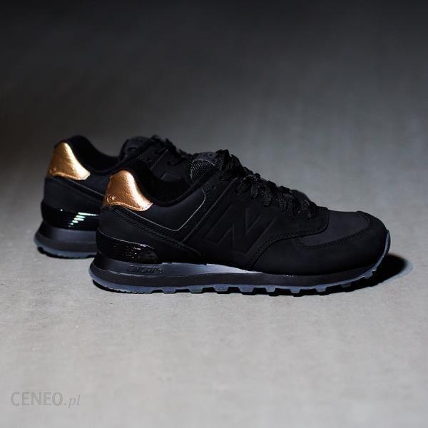 competitive price e793a 49e50 Buty damskie sneakersy New Balance Molten Metal Pack WL574MTC -  czarny/szary , , CZARNY - Ceny i opinie - Ceneo.pl
