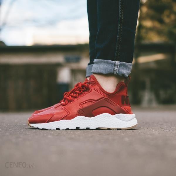 style mody tania wyprzedaż najlepiej online Buty damskie sneakersy Nike Air Huarache Run Ultra Si 881100 600 - CZERWONY  - Ceny i opinie - Ceneo.pl