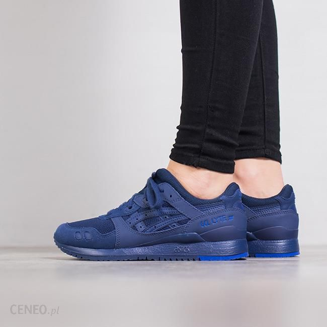 Buty damskie sneakersy Asics Gel Lyte III H7N3N 4949 NIEBIESKI Ceny i opinie Ceneo.pl