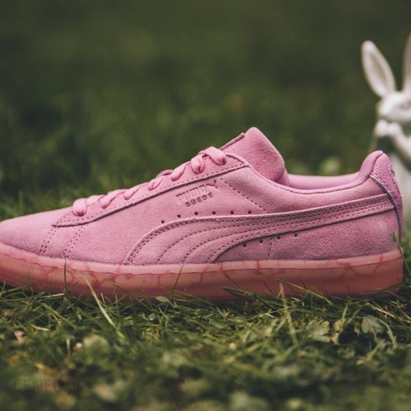 en soldes 8f7c4 fd79f Buty damskie sneakersy Puma Suede Classic FM Easter Pack 362556 02 - RÓŻOWY  - Ceny i opinie - Ceneo.pl
