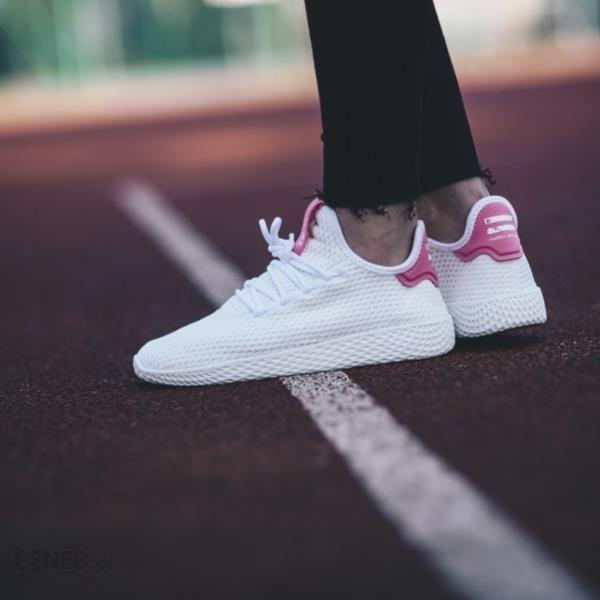 Buty damskie sneakersy adidas Originals Pharrell Williams Tennis Hu BY8714 BIAŁY , , KREMOWY Ceny i opinie Ceneo.pl