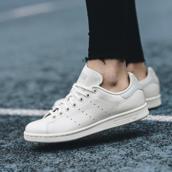 separation shoes 15d1f 2b0d8 Buty damskie sneakersy adidas Originals Stan Smith J CP9812 - ZIELONY -  zdjęcie 1