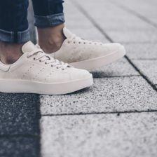 Buty damskie sneakersy adidas Originals Stan Smith Bold CG3773 BRĄZOWY Ceny i opinie Ceneo.pl