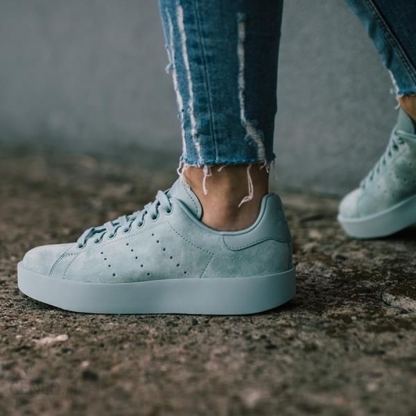 Buty damskie sneakersy Adidas Originals Stan Smith Bold