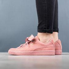 buty puma różowe damskie