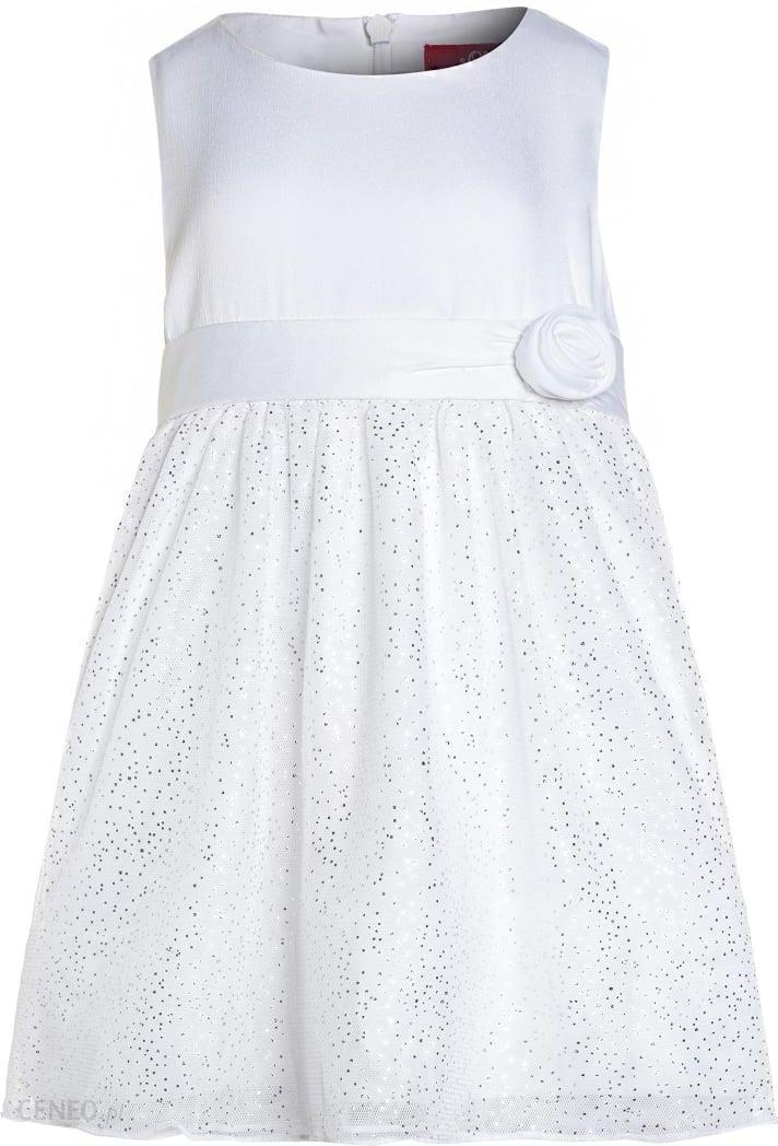 8d112071f2 S.Oliver RED LABEL KURZ Sukienka koktajlowa white - Ceny i opinie ...