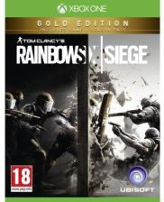 Produkt z outletu: Gra Xbox One Tom Clancy's Rainbow Six Siege Gold Edition