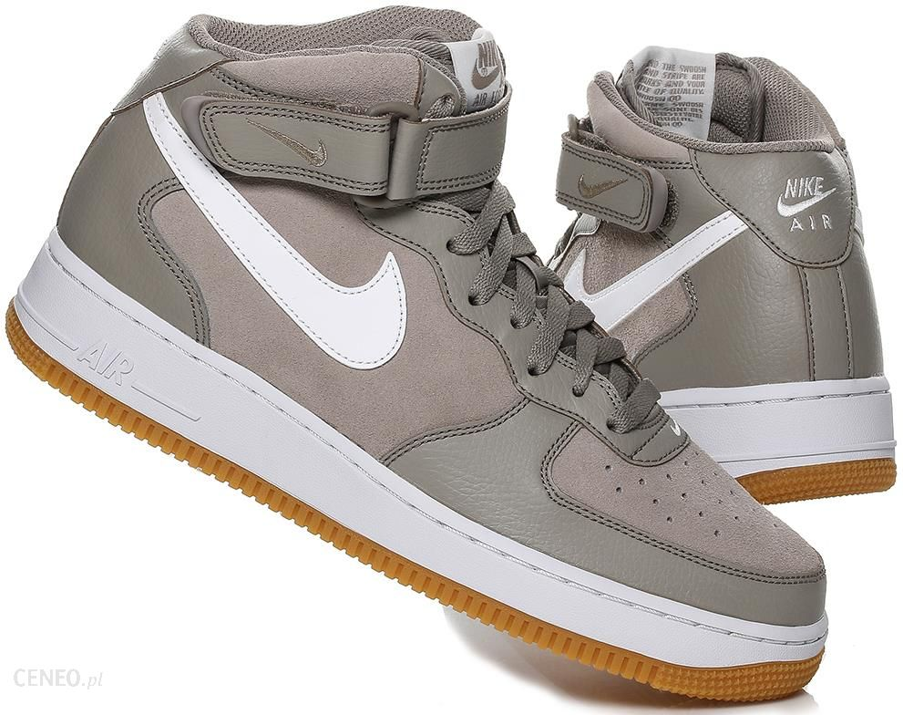 Buty Nike Air Force 1 Mid '07 Light Taupe (315123 204