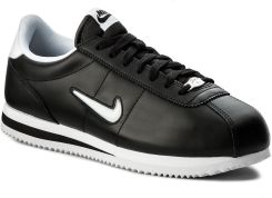 9b823487 Buty NIKE - Cortez Basic Jewel 833238 002 Black/White eobuwie