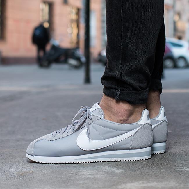 Buty męskie sneakersy Nike Classic Cortez Nylon 807472 410