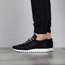 73f47e0438589b Buty męskie sneakersy adidas Originals Los Angeles BB1116 - czarny/szary
