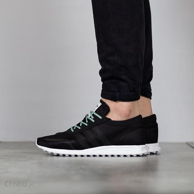 Buty męskie sneakersy adidas Originals Los Angeles BB1116 czarnyszary