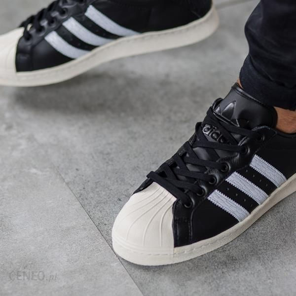 7946be7245b2e6 Buty męskie sneakersy adidas Originals Ultrastar 80s BB0172 - czarny szary