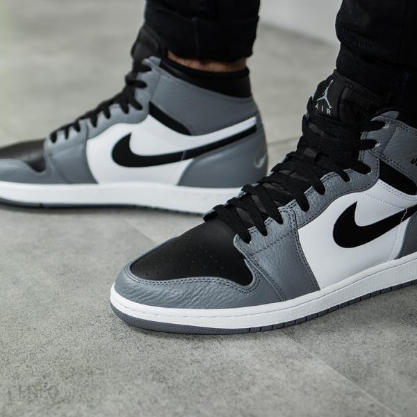 Nowa lista dobrze znany tanie trampki Buty męskie sneakersy Air Jordan 1 Retro High Rare Air 332550 024 -  GRAFITOWY , , szary/niebieski - Ceny i opinie - Ceneo.pl