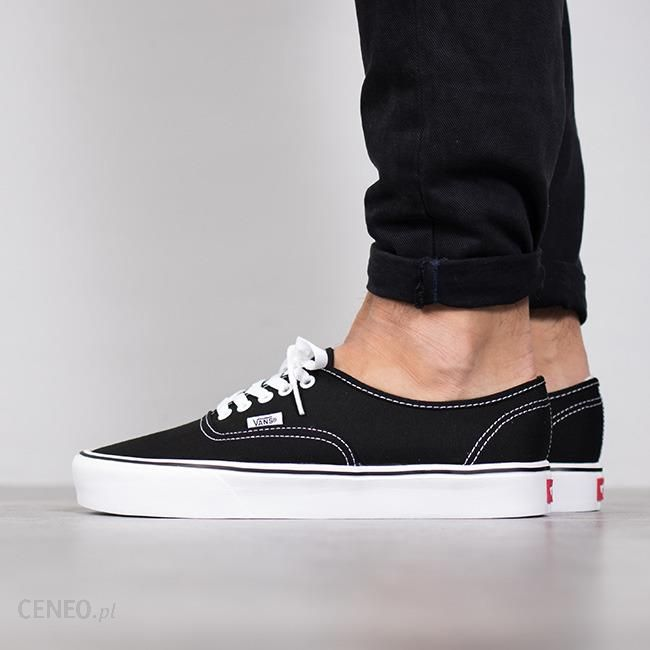 vans authentic szary