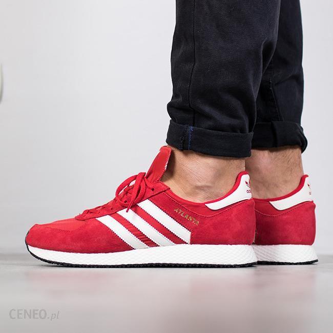 Buty męskie sneakersy adidas Originals Spezial Atlanta Scarlet BY1880 CZERWONY Ceny i opinie Ceneo.pl