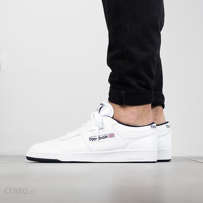 ee49582579563 Buty męskie sneakersy Reebok Club Workout Court Basic BS6186 - BIAŁY -  zdjęcie 1