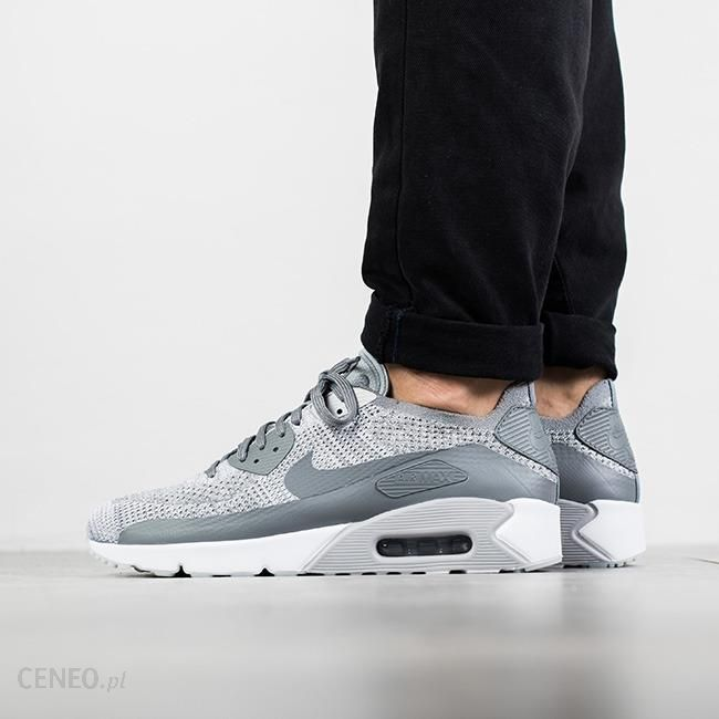 BUTY NIKE AIR MAX 90 ULTRA 2.0 FLYKNIT 875943 004 Ceny i opinie Ceneo.pl