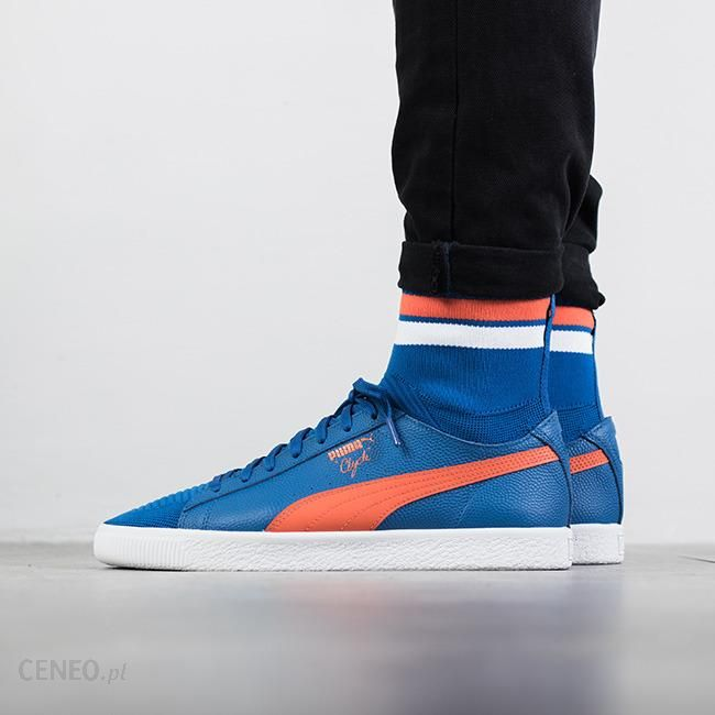 SOCK NY Sneakersy niskie blue