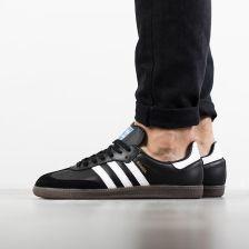 67ce1f6b7cd03a Buty męskie sneakersy adidas Originals Samba Og BZ0058 - czarny/szary ||  CZARNY