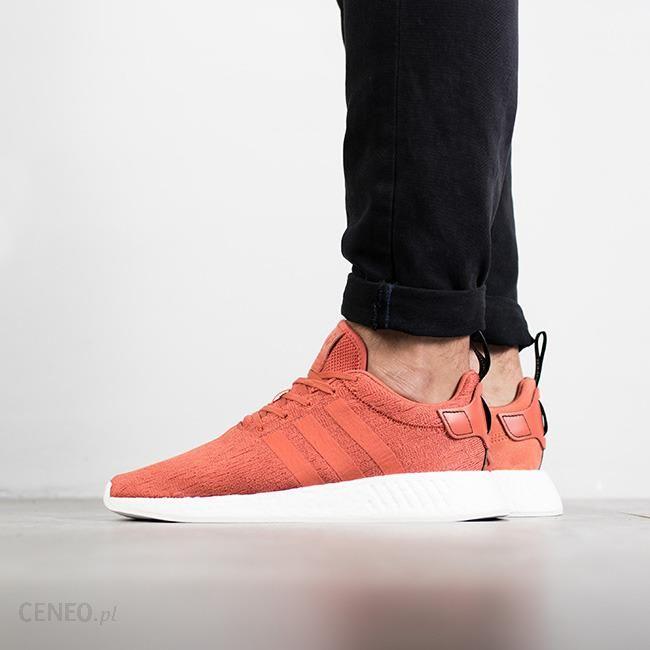 Buty męskie sneakersy adidas Originals NMD_R2 Future Harvest BY9915 POMARAŃCZOWY Ceny i opinie Ceneo.pl