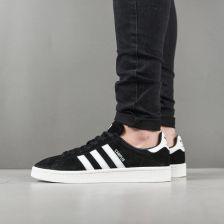 cda90ec542a916 Buty męskie sneakersy adidas Originals Campus BZ0084 - czarny/szary