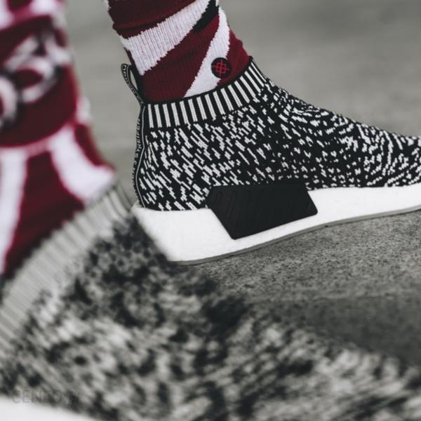 a05141e7c Buty męskie sneakersy adidas Originals Nmd Cs2 Primeknit Sashiko BY3012 -  czarny szary