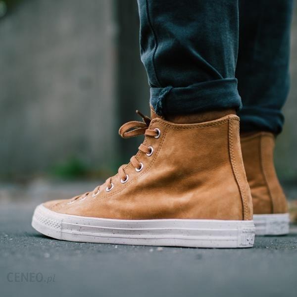 Buty męskie sneakersy Converse Chuck Taylor All Star 157522C BRĄZOWY Ceny i opinie Ceneo.pl