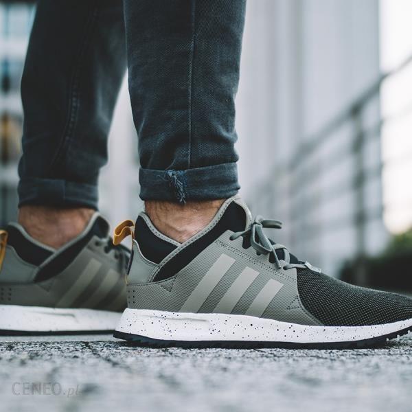 Buty męskie sneakersy adidas Originals X_Plr Sneaker Boot BZ0670 ZIELONY Ceny i opinie Ceneo.pl