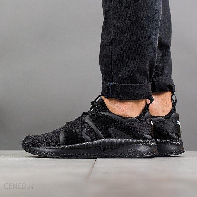Buty męskie sneakersy Puma Tsugi Blaze Evoknit 364408 01 czarnyszary , , CZARNY Ceny i opinie Ceneo.pl