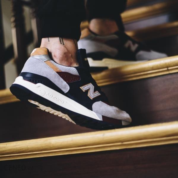 super popular db521 987e3 Buty męskie sneakersy New Balance 998 Made in USA Desert Heat M998CSU -  Ceny i opinie - Ceneo.pl