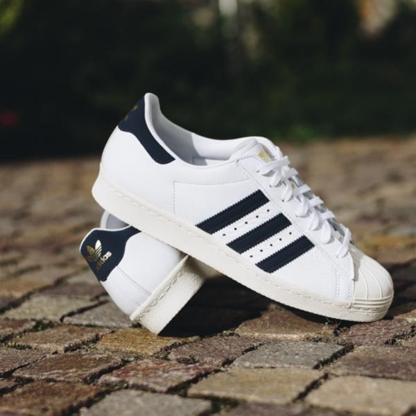 Wielka wyprzedaż szeroki wybór najlepsze buty Buty męskie sneakersy adidas Originals Superstar 80S BZ0145 - BIAŁY - Ceny  i opinie - Ceneo.pl