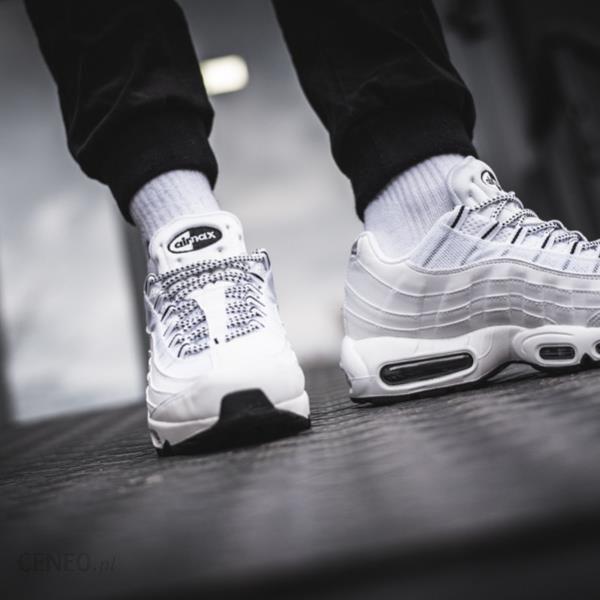Nike Air Max 95 Męskie Biały