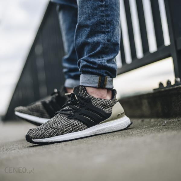 Spodnie Adidas Męskie Adidas Czarne, Adidas Ultra Boost St