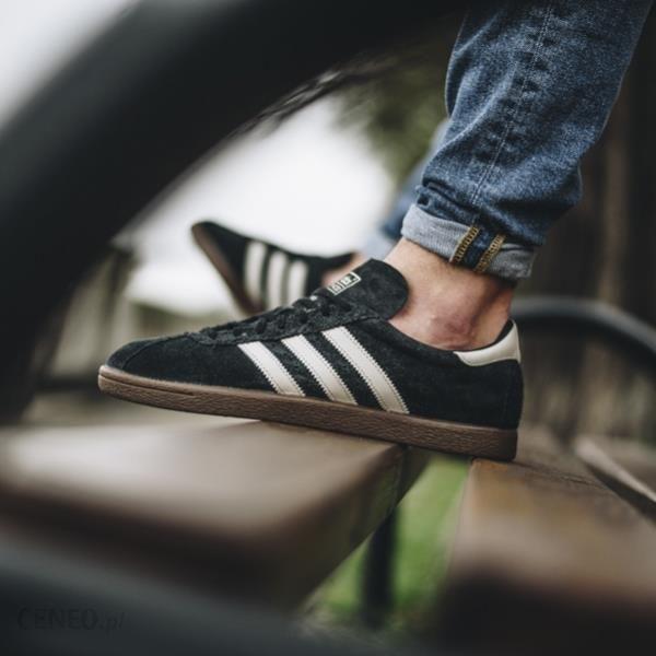 Buty męskie sneakersy adidas Originals Tobacco BY9530 CZARNY