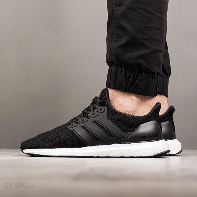 Buty męskie sneakersy adidas Ultraboost 4.0 Triple Black BB6166 CZARNY Ceny i opinie Ceneo.pl