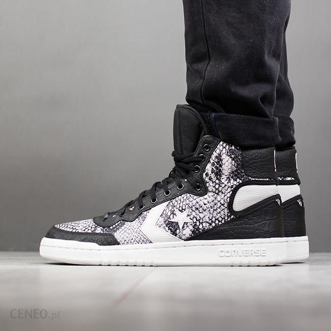 Buty męskie sneakersy Converse Fastbreak Hi Snake Black
