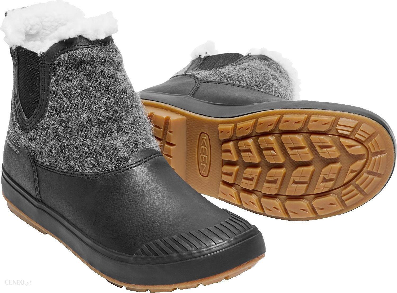 44d541b1 Keen Damskie Elsa Chelsea Wp Black Wool R.39 - Ceny i opinie - Ceneo.pl