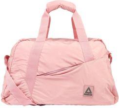 0f6af2d7980cb Reebok FOUNDATION GRIP Torba sportowa pink