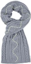 szalik BENCH - Cable Scarf Winter Grey Marl (MA1054)