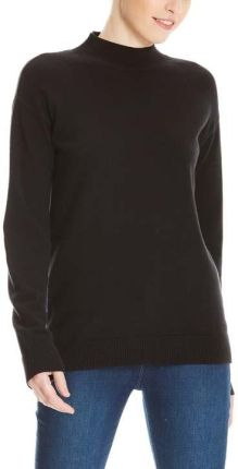 bluza BENCH - Turtle Neck Jumper Black Beauty (BK11179)