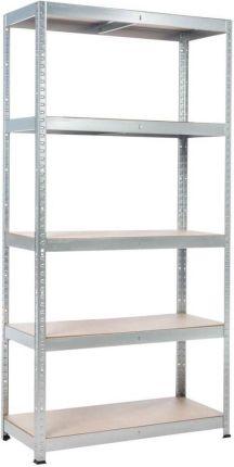Regal Magazynowy Metalkas Regal Metalowy 180x90x40 Cm Ocynkowany R100ocynk Ceny I Opinie Ceneo Pl