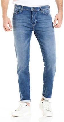 de2692d2c8 BENCH - Slim Sweat Jean Mid Blue Vintage Blue Mid Vintage (DW1028)