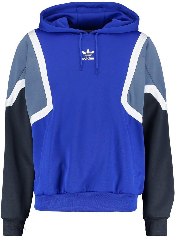 Adidas Originals NOVA Bluza z kapturem bold blueraw steel Ceny i opinie Ceneo.pl
