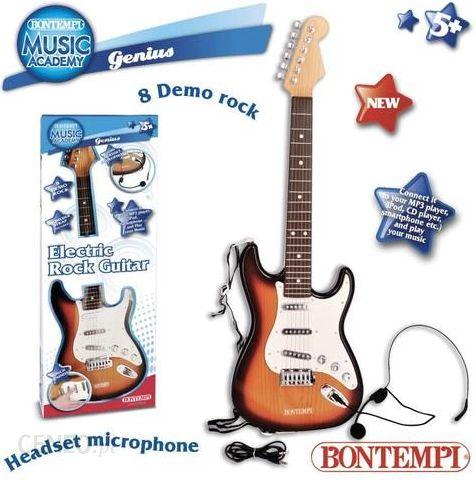 Dante elektrinė roko gitara