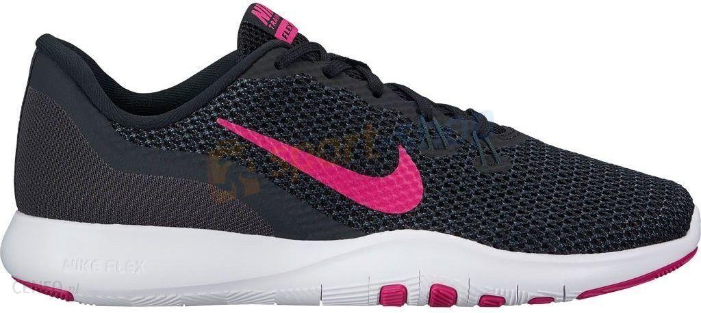 Buty treningowe Flex Trainer 7 Nike (czarno różowe)