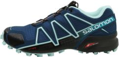 Salomon Speedcross 4 Poseidon Eggshell Blue Black D8630
