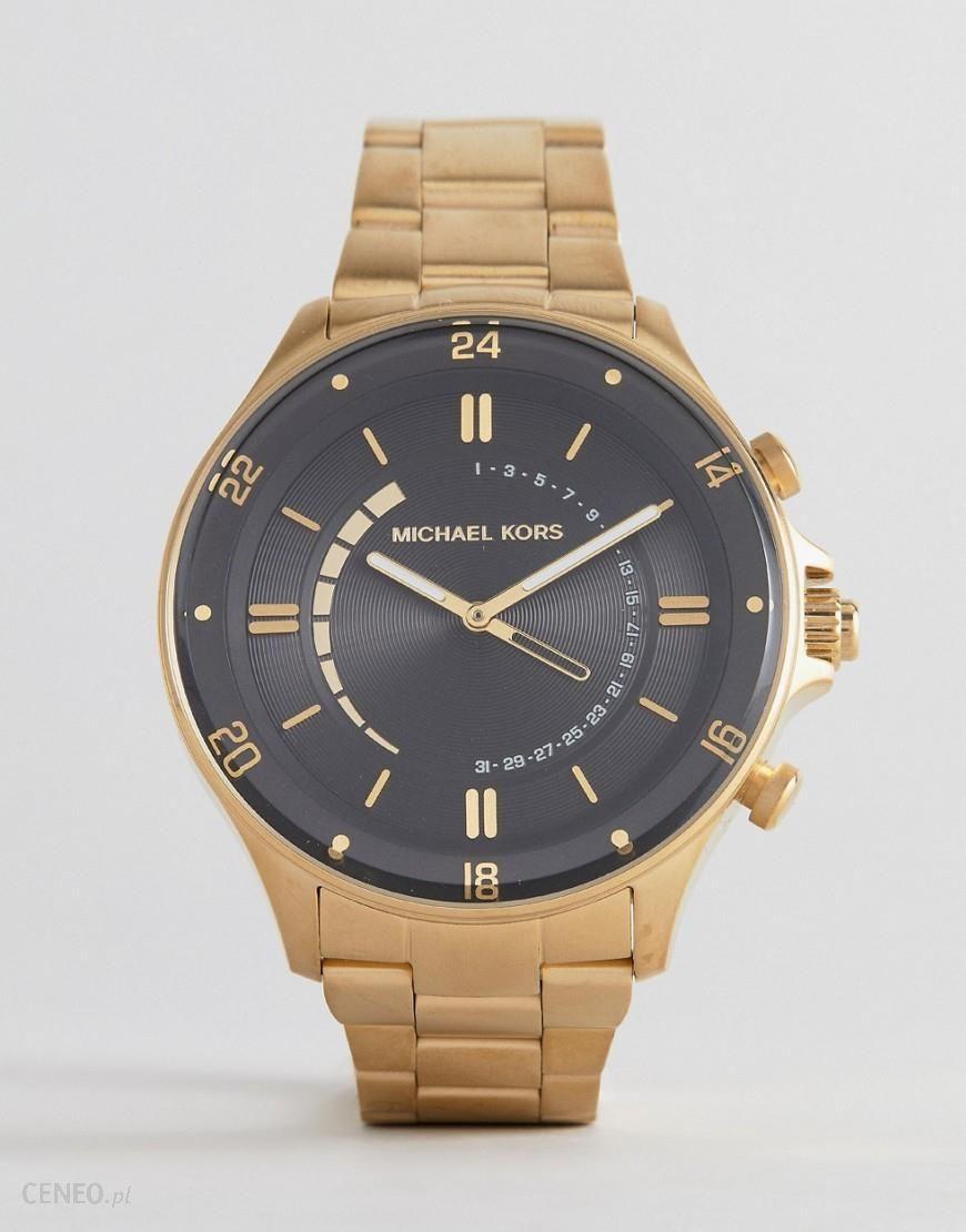 9506ea6ce074 Michael Kors Access MKT4014 Bracelet Smart Watch In Gold - Gold - zdjęcie 1