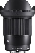 Sigma 16mm f/1.4 DC DN Contemporary MFT (Sony E)